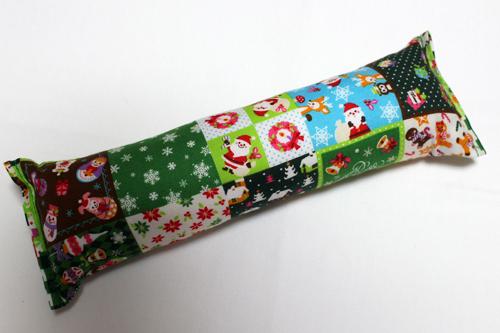 手作りキッカー クリスマス2012緑