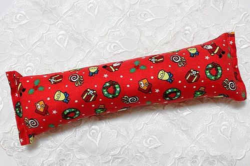 またたび入り手作りキッカー クリスマス2014レッド