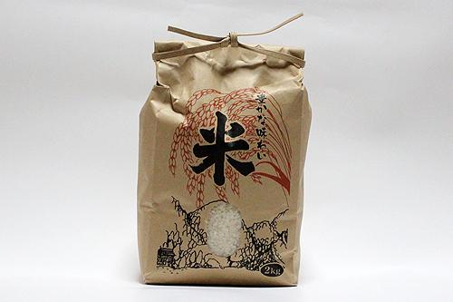 猫つぐら(猫ちぐら)2017、おまけの長野県安曇野産コシヒカリ新米