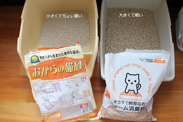 猫トイレ砂