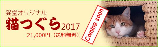 猫つぐら(猫ちぐら)2月24日10:00発売!
