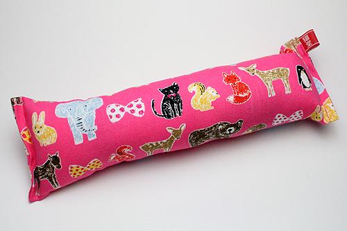またたび入り手作りキッカー Cat&Animalローズピンク
