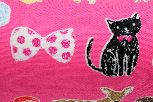 またたび入り手作りキッカー Cat&Animalローズピンク拡大