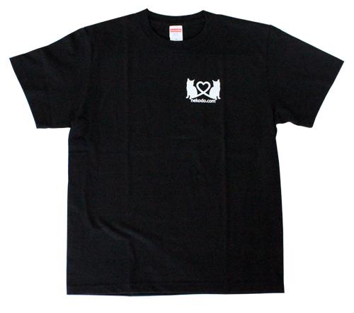 Tシャツ、ブラック