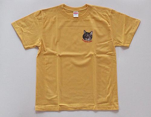 オリジナルTシャツちゃあ店長2020むん、バナナ